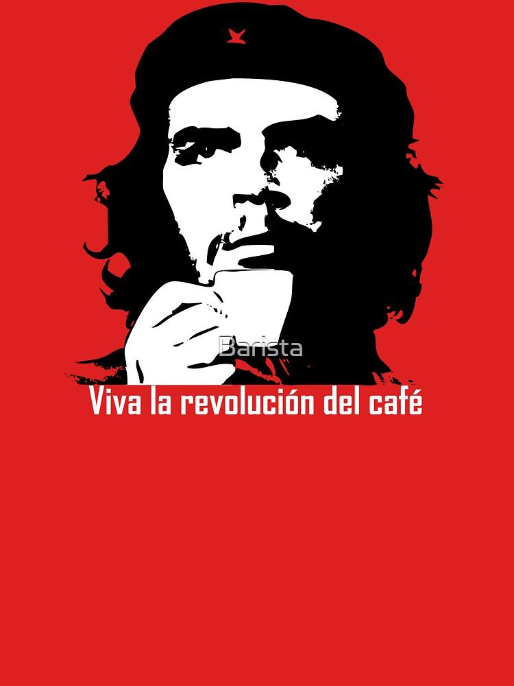 Viva la revolucion del cafe! | Unisex T-Shirt