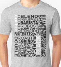 Black coffee...WORD!! Unisex T-Shirt