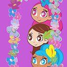 PEEK-A-BOO by Hulala Girls