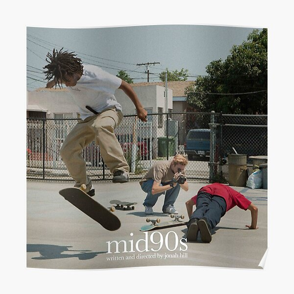Mid 90s Poster