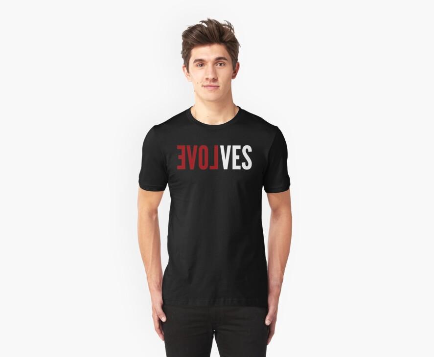 LOVE: Evolves by 20thCenturyBoy
