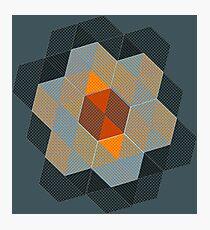 Tiling I Photographic Print