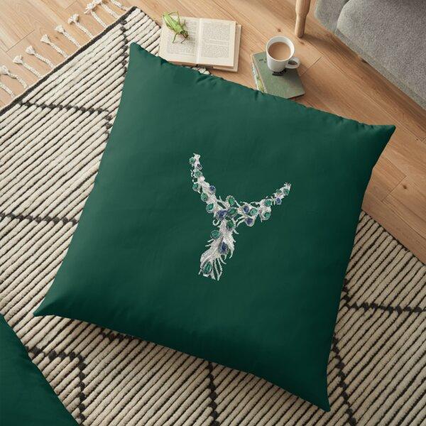 Y-SHAPED LOOK ALIKE NECKLACE  Floor Pillow