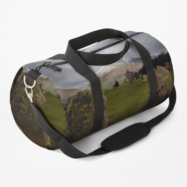 Castlerigg, Nr Keswick, Cumbria. English Lake District. Duffle Bag