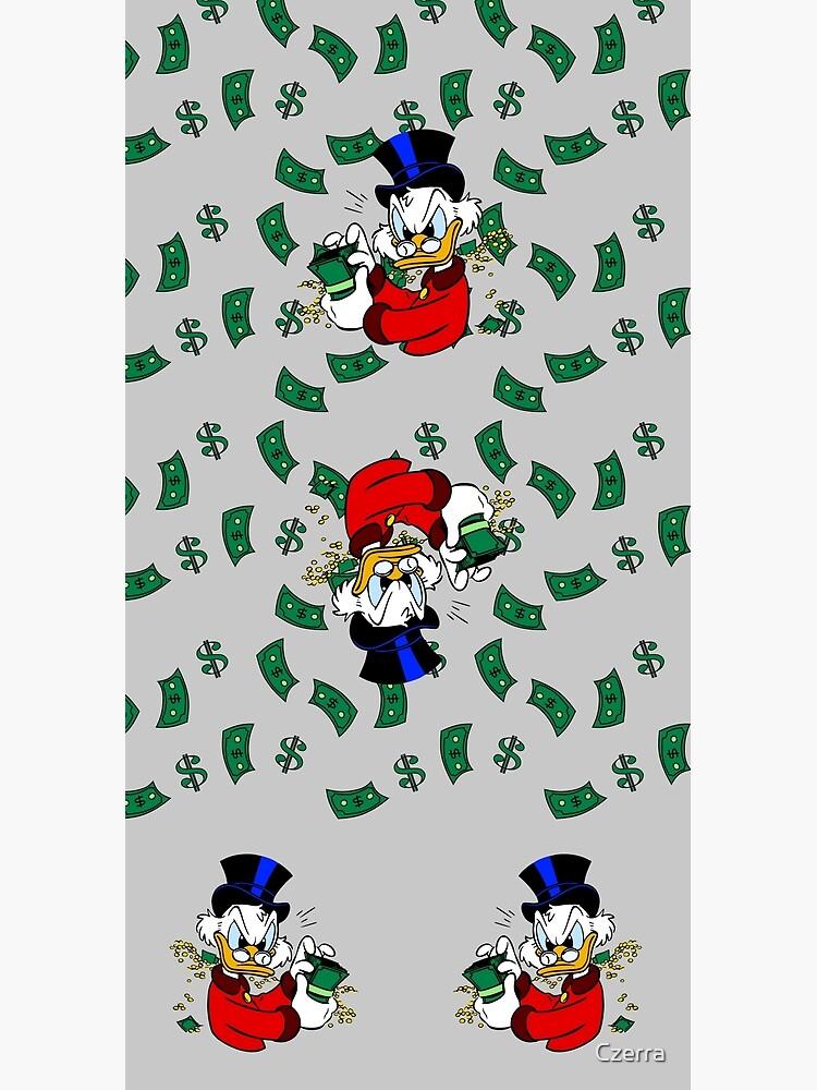 Scrooge McDuck by Czerra