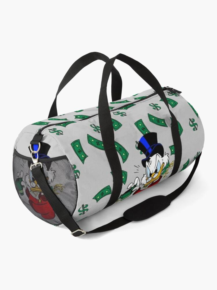 Alternate view of Scrooge McDuck Duffle Bag