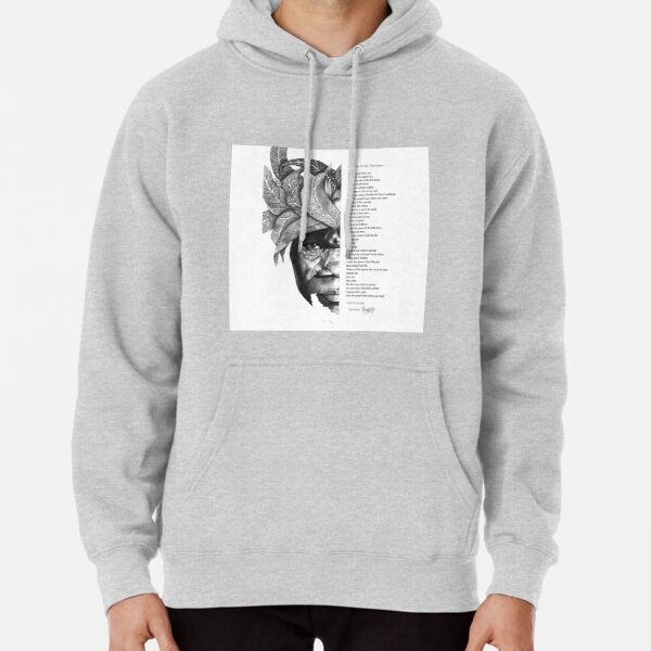 An Ode To My Township Pullover Hoodie