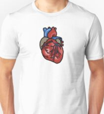 Anatomically Correct Heart T-Shirt