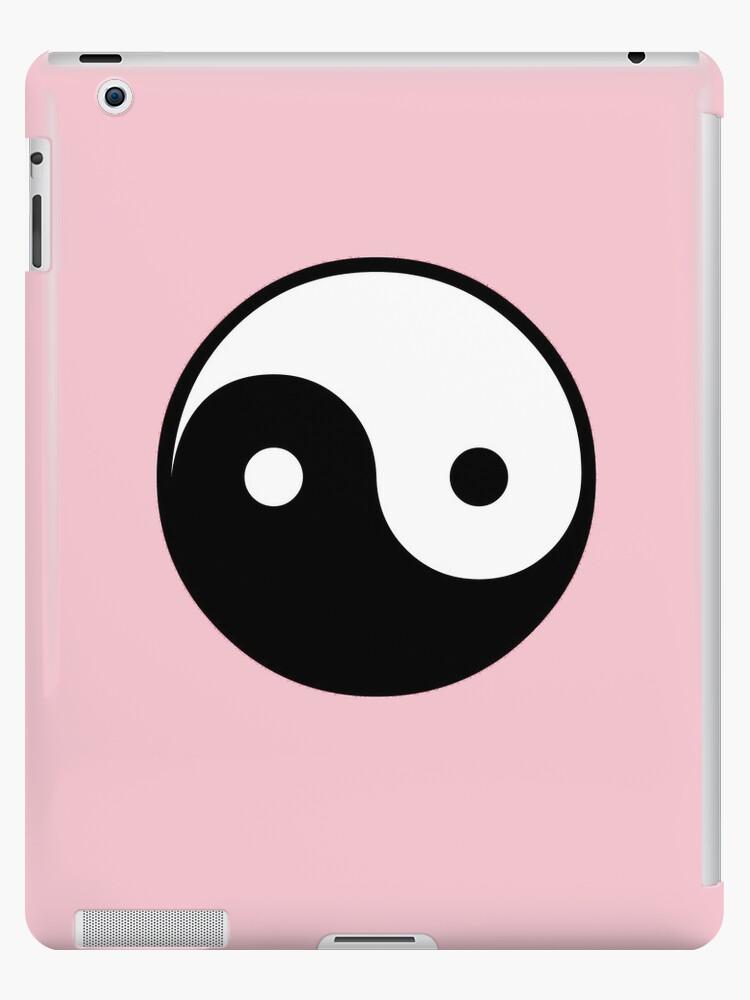 YIN YANG iPad by Kevin McLeod