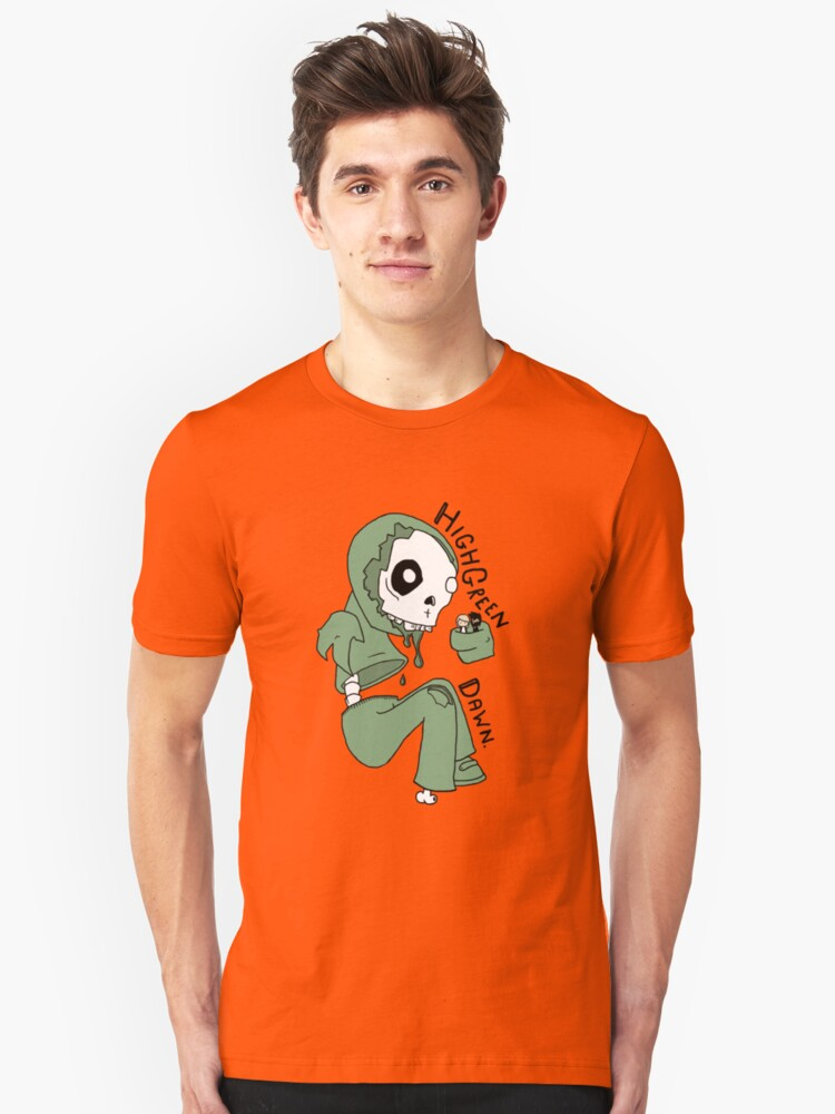 Highgreen Dawn Zombie t-shirt by paismaycare