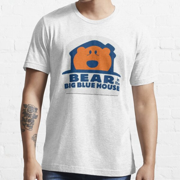 Bear in the Big Blue house Essential T-Shirt
