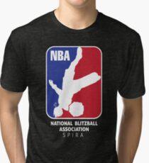 National Blitzball Association - Final Fantasy X Tri-blend T-Shirt