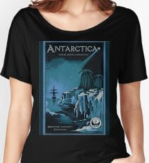 Antarctic Expedition Women's Relaxed Fit T-Shirt