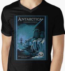 Antarctic Expedition Mens V-Neck T-Shirt