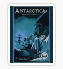 Antarctic Expedition Sticker