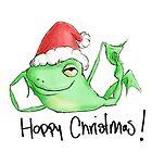 Hoppy Christmas! by Jennifer Kilgour