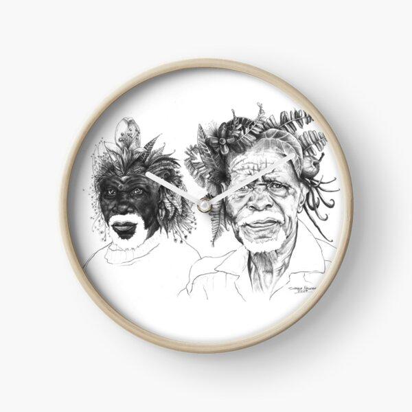 The Great Sunmen - By Siphiwe Ngwenya Clock