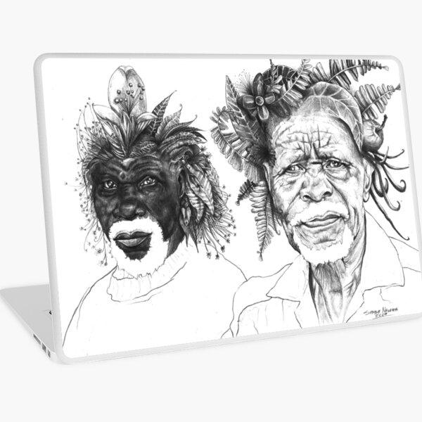 The Great Sunmen - By Siphiwe Ngwenya Laptop Skin