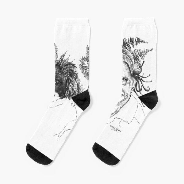 The Great Sunmen - By Siphiwe Ngwenya Socks