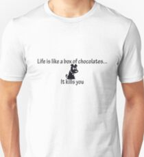 Life is like a box of chocolates dog T-Shirt