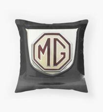 MG Throw Pillow