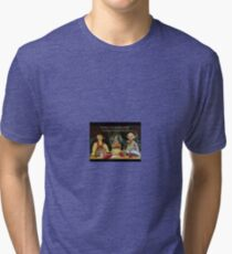 So happy spending another Christmas with You Tri-blend T-Shirt