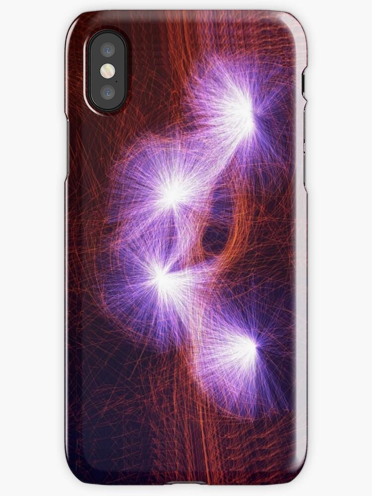 Plasma Fireworks by VisionAlchemist