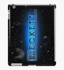 Beckett P.H.D iPad Case/Skin