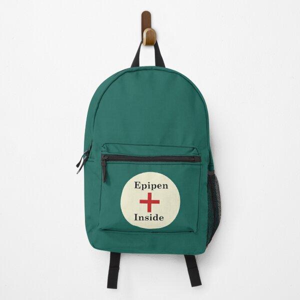 Epipen Inside Backpack