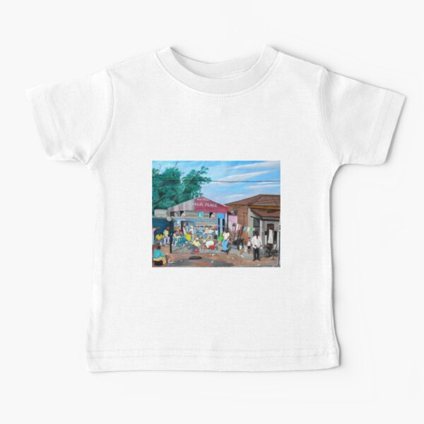 Tommy Machaba - Over at the Shebeen Baby T-Shirt