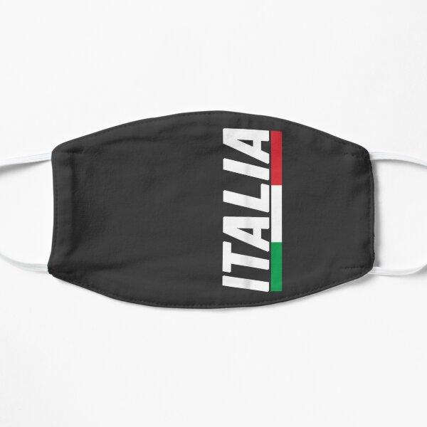 Italia Italy Italian Flag Souvenir Gift Love Flat Mask