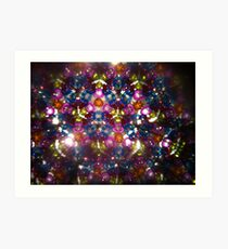 Kaleidoscope 24 Art Print