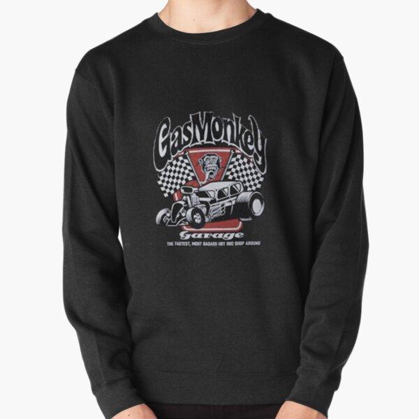 Gas monkey Pullover Sweatshirt