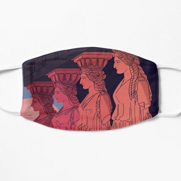 Caryatids at Dusk Mask