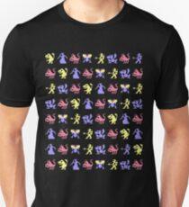 Wizard of Wor (Atari Game) Characters T-Shirt