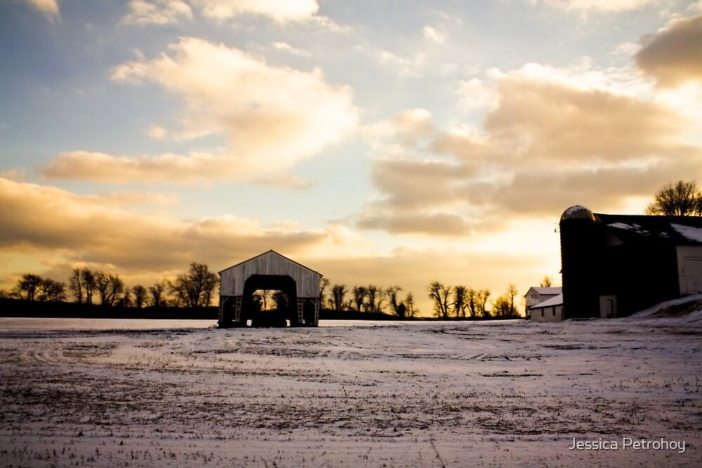 Patchwork Farms by Jessica Petrohoy