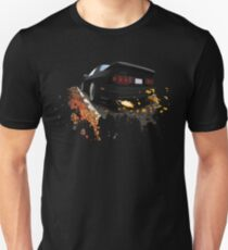 Mazda RX-7 FC (Black) Unisex T-Shirt