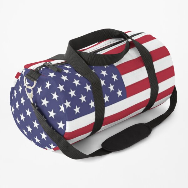 USA Stars And Stripes National Flag Of The United States Of America  Duffle Bag