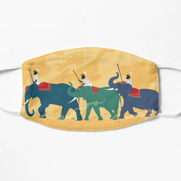 Carthage War Elephants Flat Mask