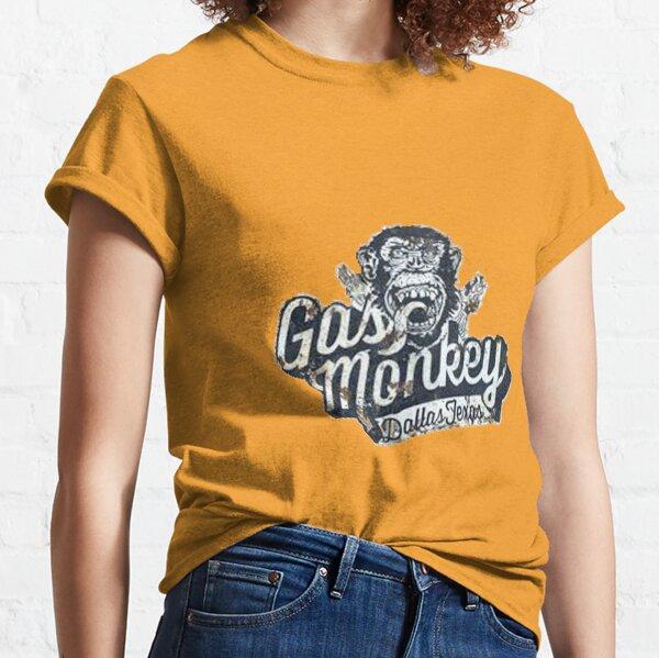Gas monkey T-shirt classique