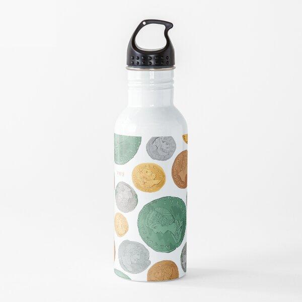 Patrón de Moneda Imperial Romana Botella de agua