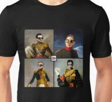 DM : Classic paint for Rose Bowl 101 Unisex T-Shirt
