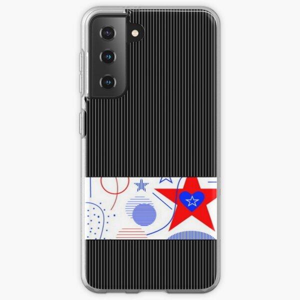 In RWB Style Samsung Galaxy Soft Case