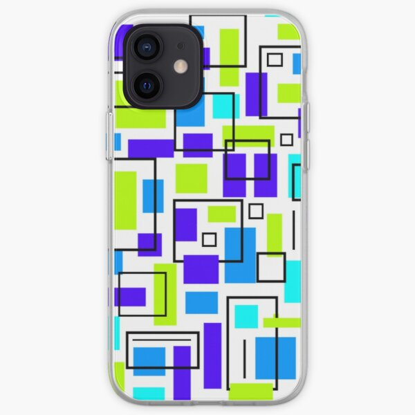 All Squared Away iPhone Soft Case