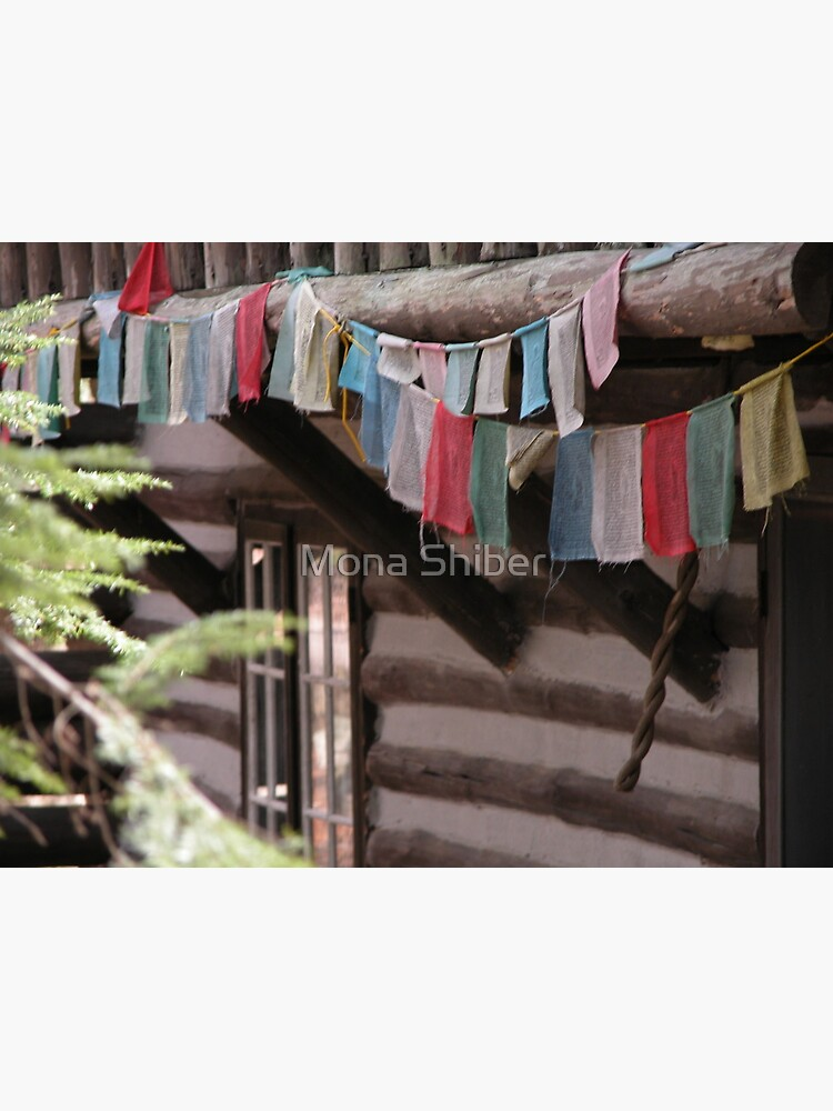 Prayer Flags by MonaShiber