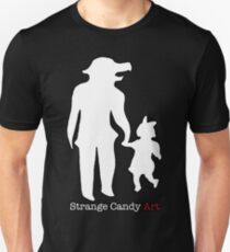 Strange Candy Art Unisex T-Shirt