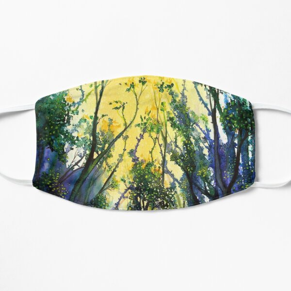 Forest Light Mask