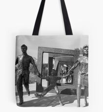Free and Clear Tote Bag
