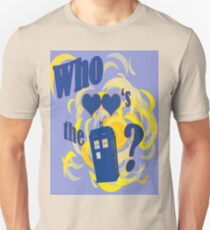 A Whovian Riddle! Unisex T-Shirt