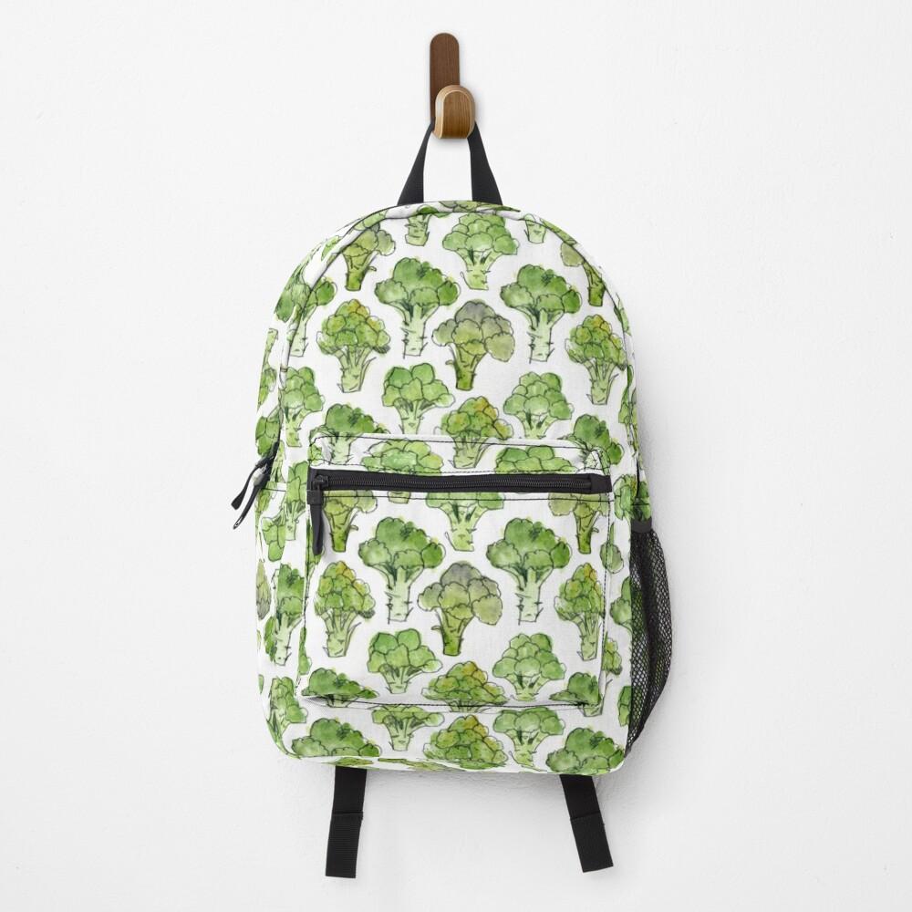 Broccoli - Formal Backpack